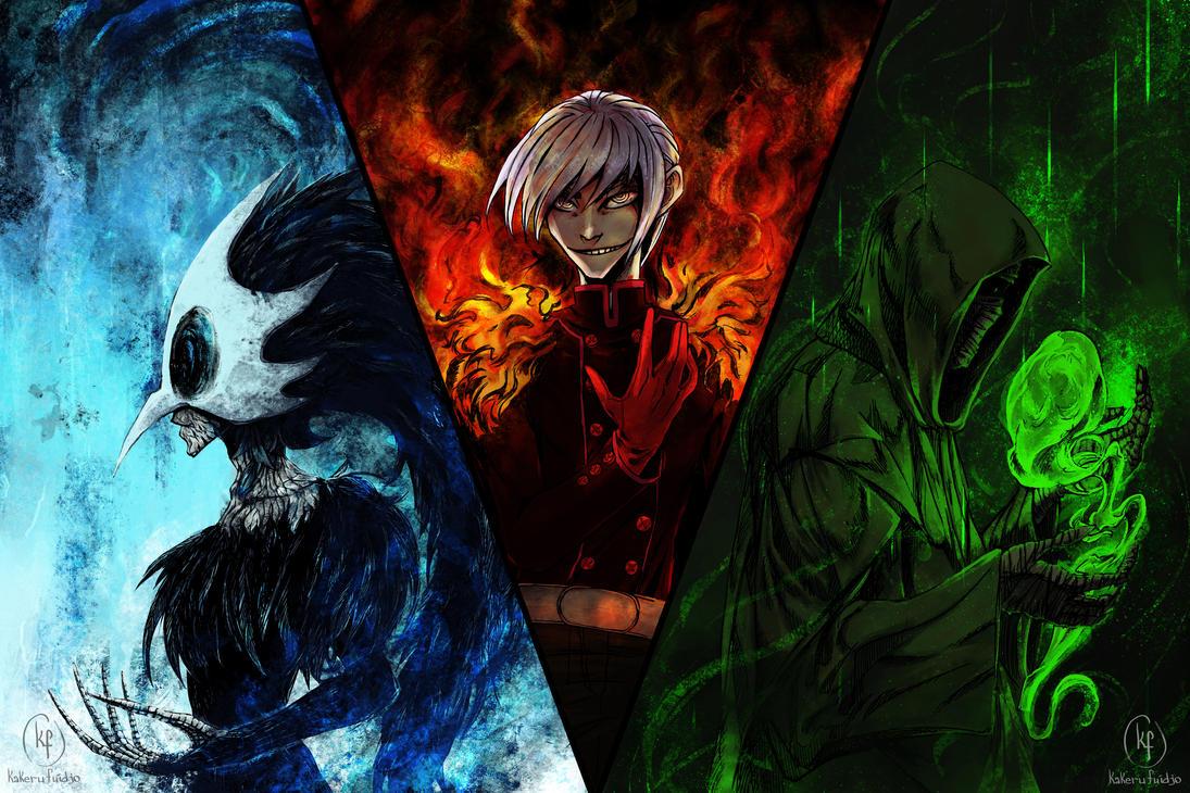 3 by Kakeru-Fuidjo