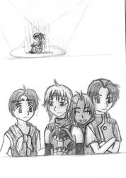 Suikoden Boys by midnighteve