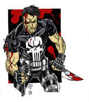 The Punisher Alex Riegel