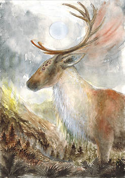 Reindeery thing