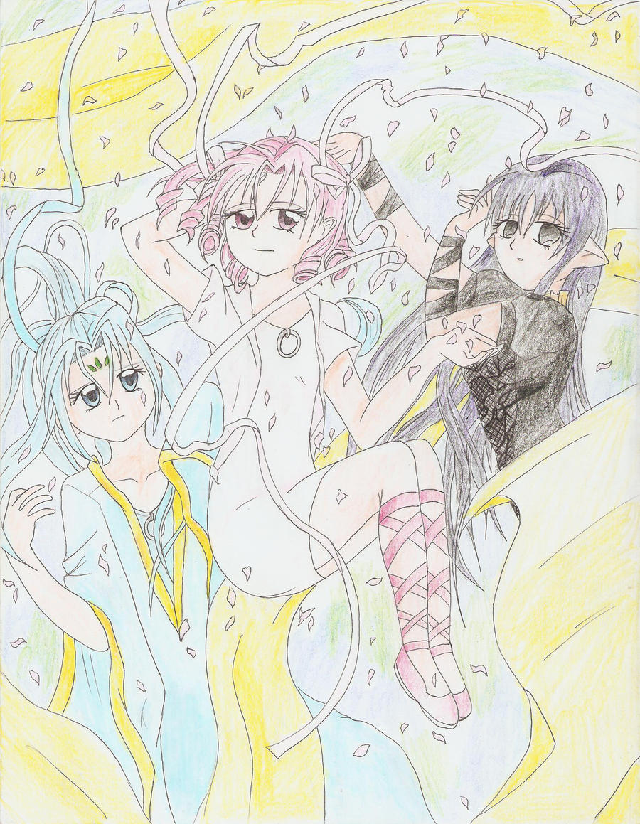Time Stranger Kyoko by KunoichiAyu