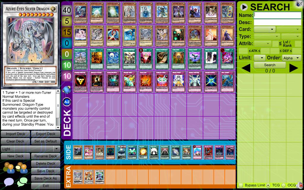 Yu gi oh 5ds light dragon deck by latinashewolf on deviantart yu gi oh 5ds light dragon deck by latinashewolf aloadofball Image collections