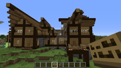 mc. mansion by ethan-k793