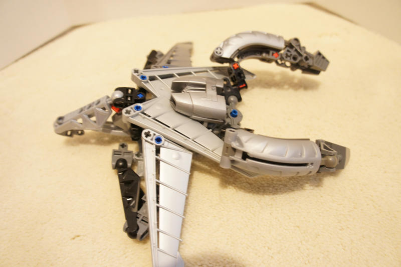 silverbolt-no-not-that-one. vehicle mode by ethan-k793