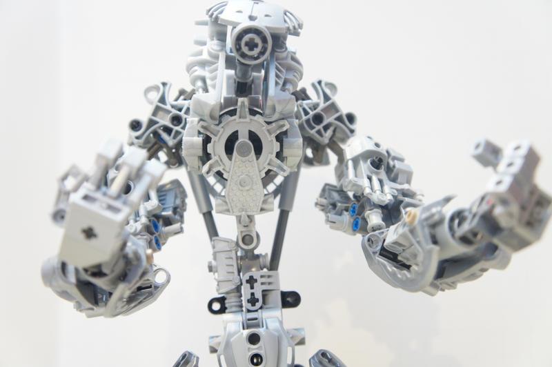 robot handsu! by ethan-k793
