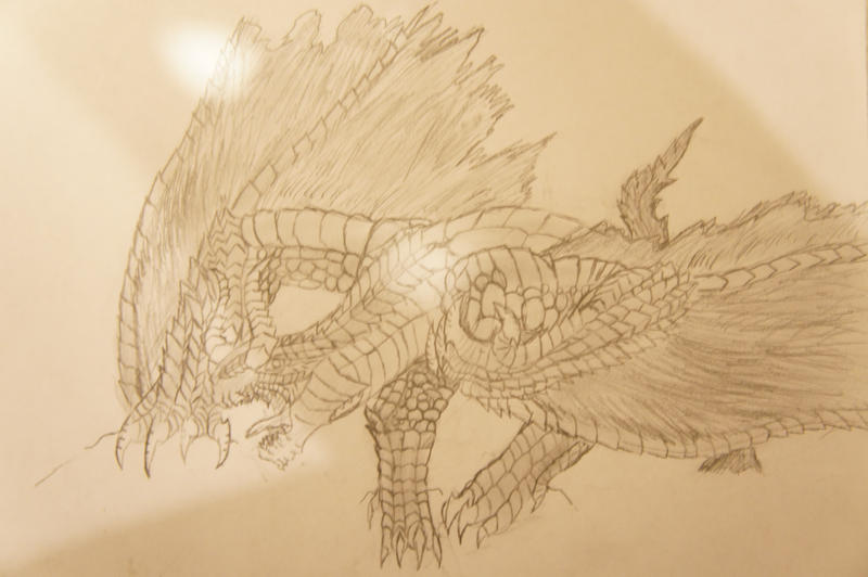 gore magala by ethan-k793