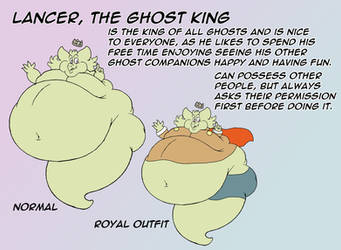Lancer The Ghost King