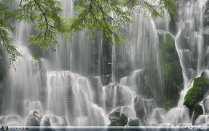 Dreamscene Waterfall by TechII