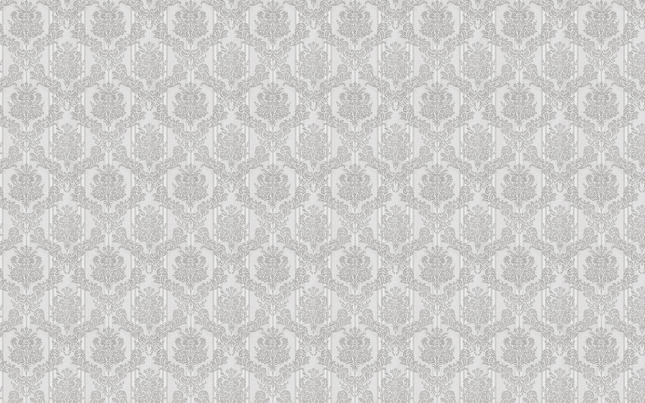 Grey and white damask wallpaper for Gray and white wallpaper designs