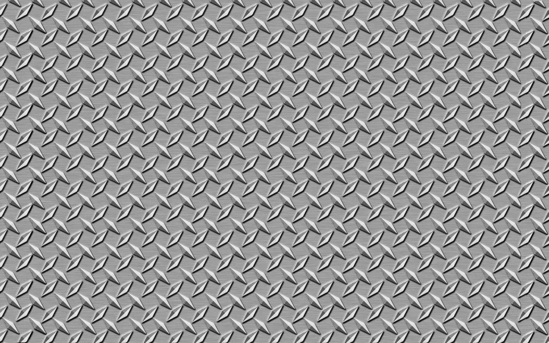 Diamond Metal Plate By TechII