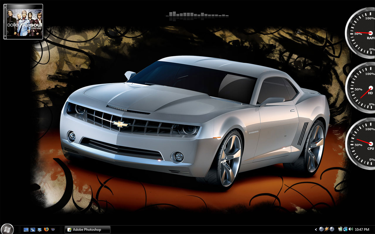 Camaro Platinum by TechII
