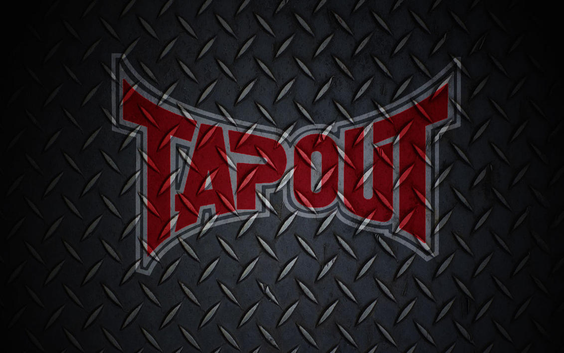 tapout logo red mma - photo #12