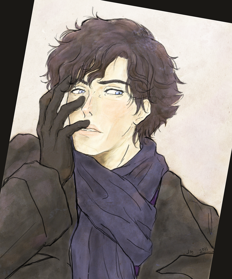 Sherlock by fractionofadot