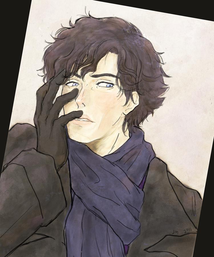 Sherlock by fractionofadot