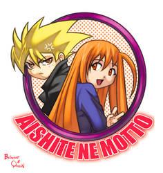 Mini Aya and Nagi