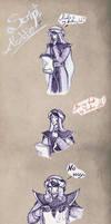 First script 'Aladdin 3' by ormeli