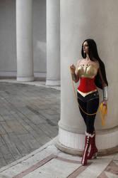 Wonder Woman: Gods Among Us by ormeli