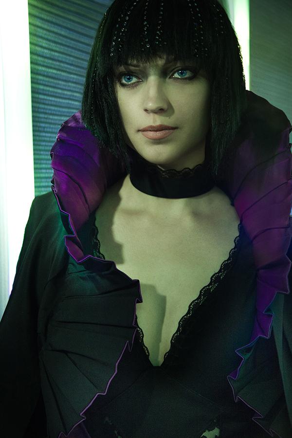 Eliza Cassan by ormeli