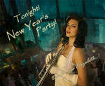 Tonight New Year's Party!