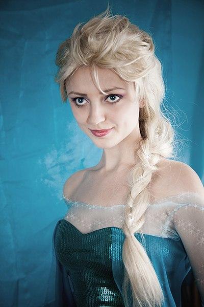 Elsa by ormeli