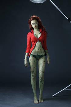 Poison Ivy. Arkham Asylum. Studio