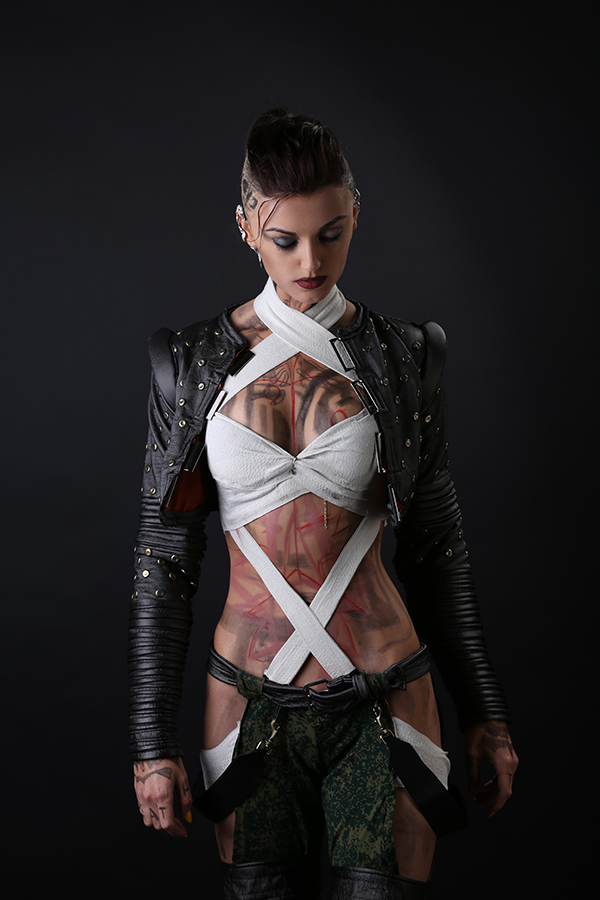 Mass Effect 3 - Subject Zero by ormeli