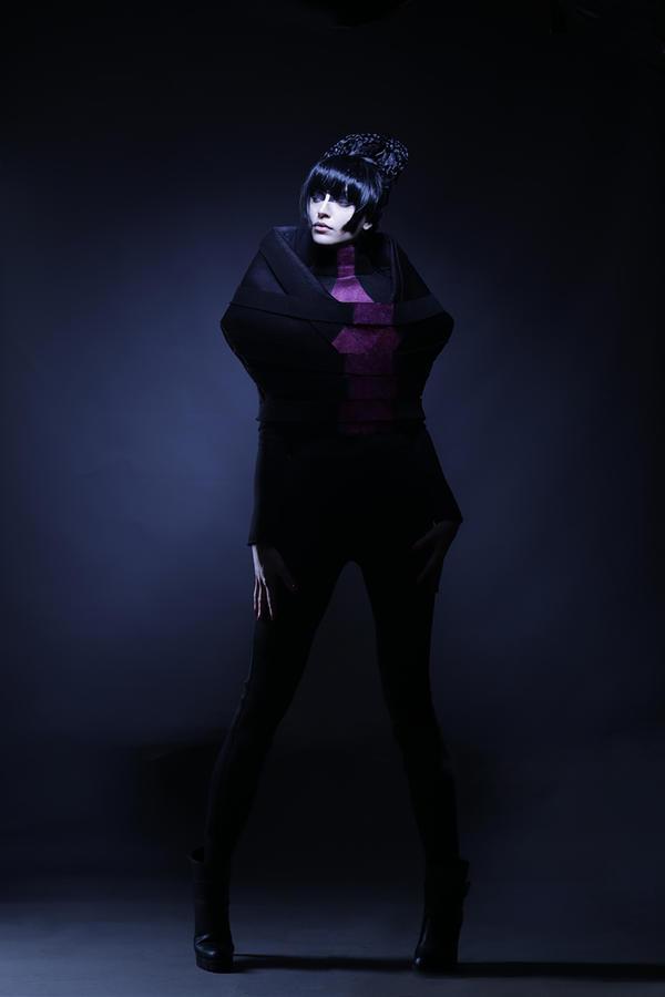 Eliza Cassan - Deus Ex: Mankind Divided 4 by ormeli