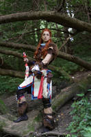 Horizon: Zero Dawn by ormeli