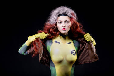 X-men Rogue from animated series 90