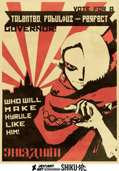 Vote for GHIRAHIM! by Hedhaichaihai-Shiku