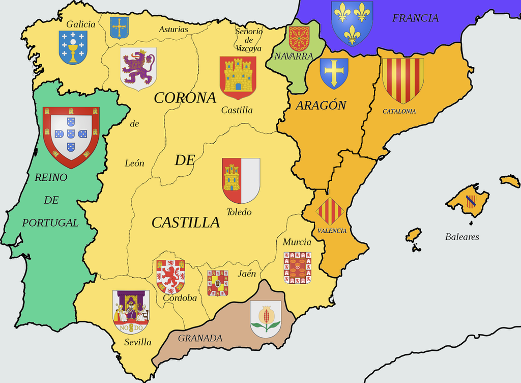 unification of spain History of the unification of germany the ruler of every state was sovereign within his territory and no wonder the sense of self-preservation forced him to oppose.