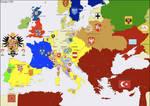Hapsburg Europe 1550