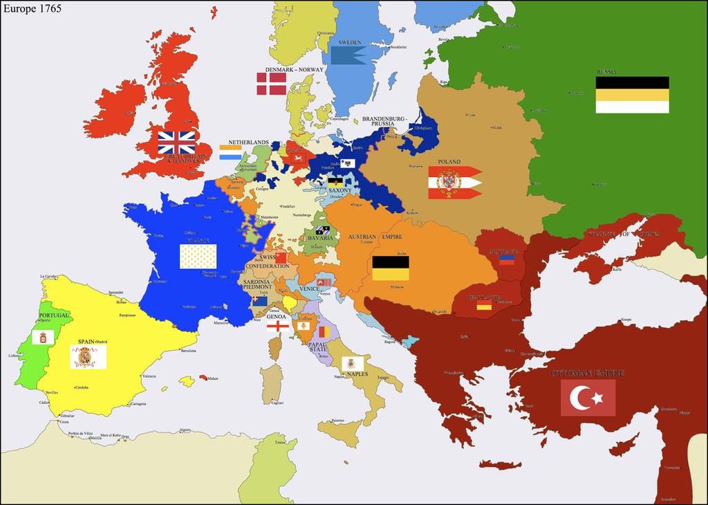 List of conflicts in Europe