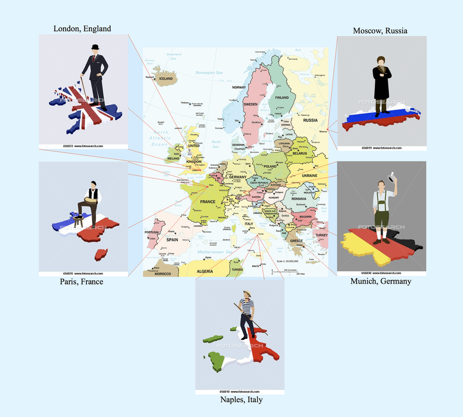 European Stereotype by Hillfighter