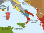 Italy and the Holy Roman Reich