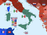 Divided Italy