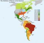 Abolition of Slavery Americas