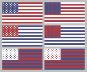 Stars and Stripes by Hillfighter