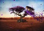 An tree spirit