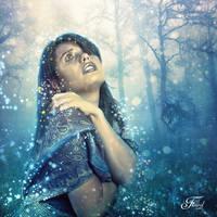 I still can feel your warmth by PriscillaSantanaArts