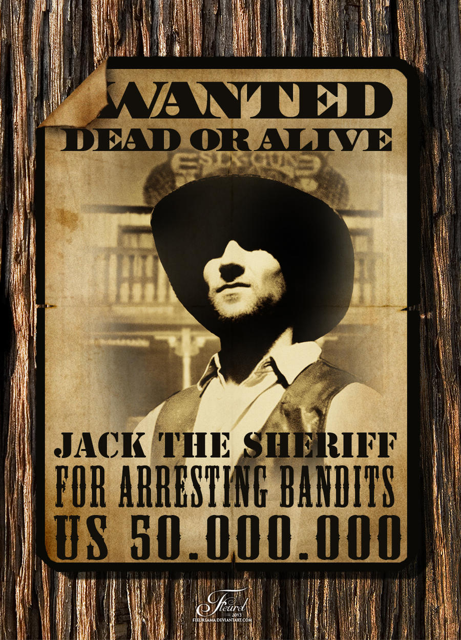 Jack - The Wanted Sheriff