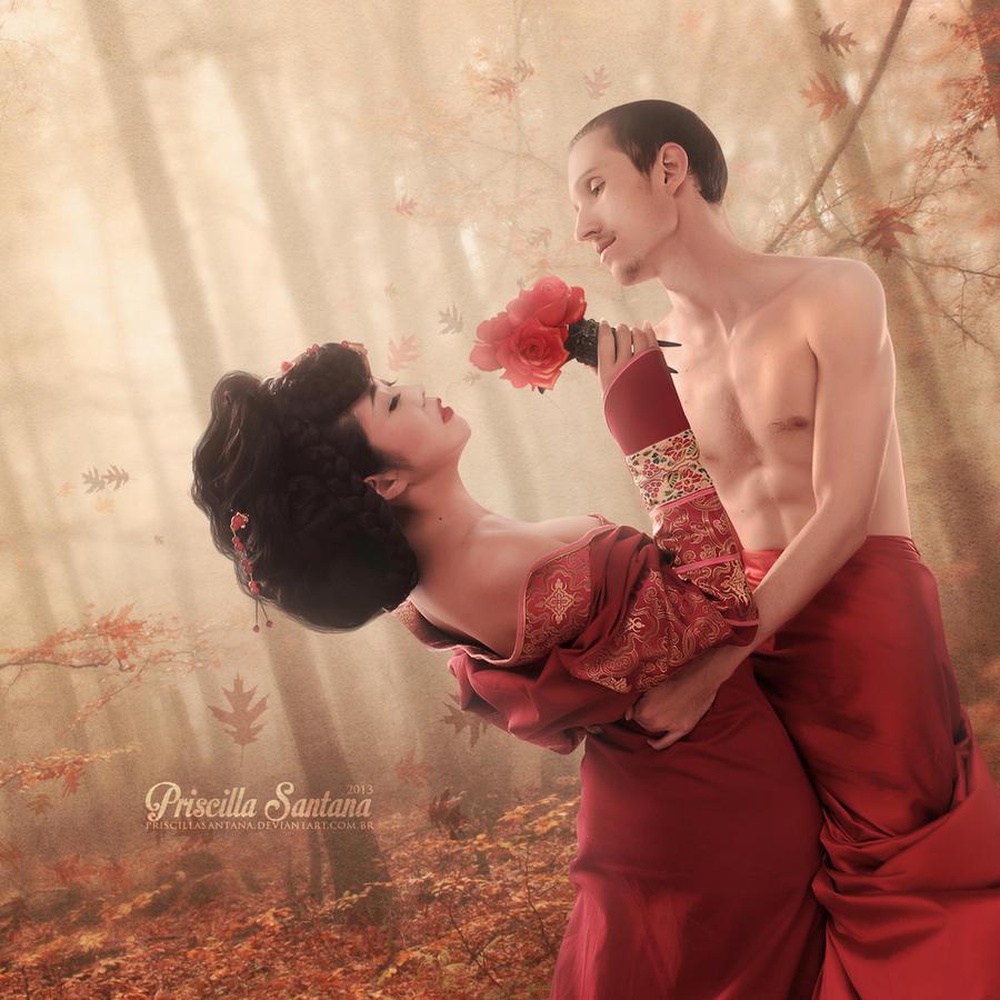 Dance of Love by PriscillaSantana