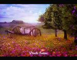 Afternoon on the Farm by PriscillaSantanaArts