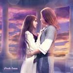 Love you by PriscillaSantanaArts
