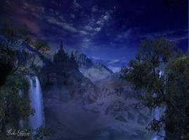 Earth Temple by PriscillaSantanaArts