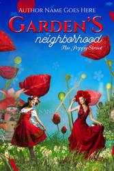 Book Cover - Gardens Neighborhood by PriscillaSantanaArts