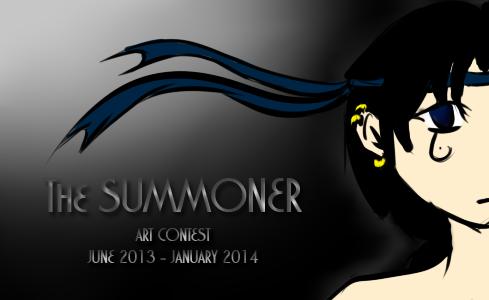 The Summoner Art Contest by baark
