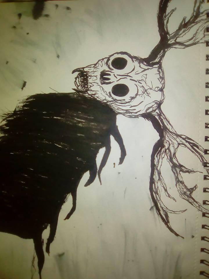 wendigo by TatsukiMakaiLight