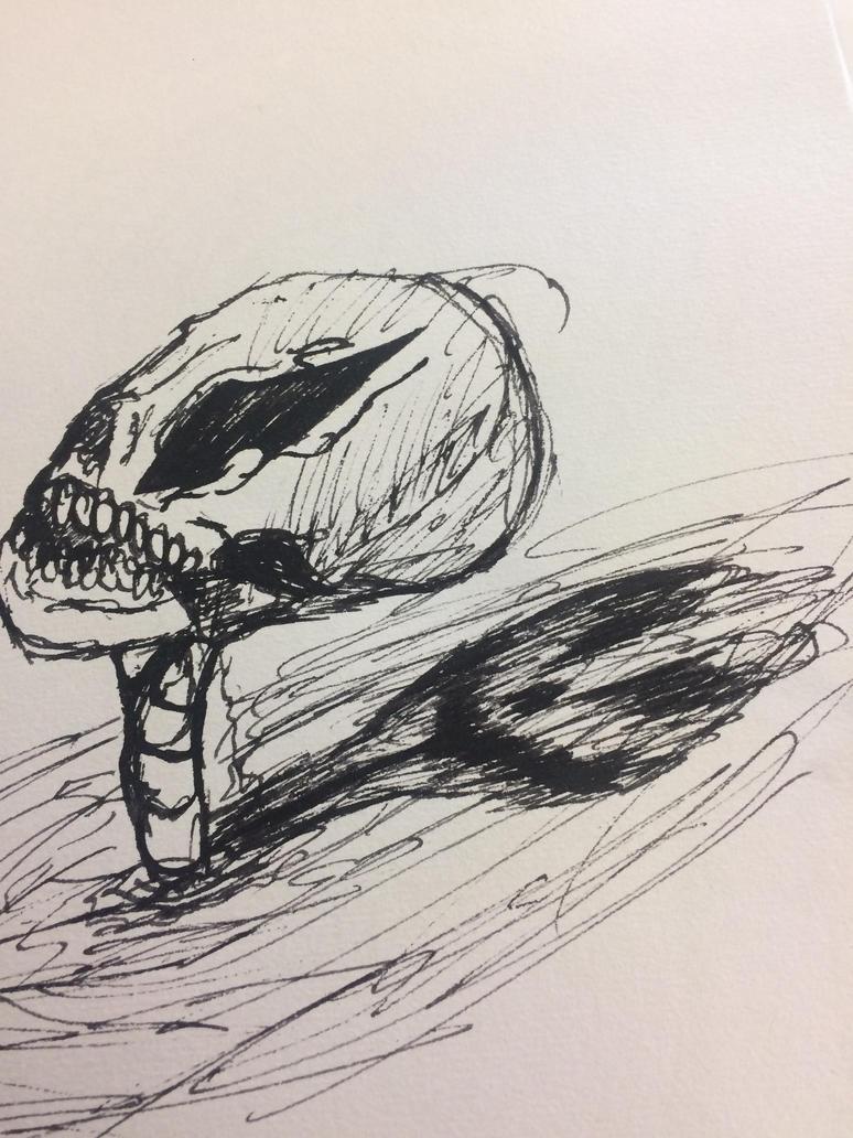 Skull trophy by TatsukiMakaiLight