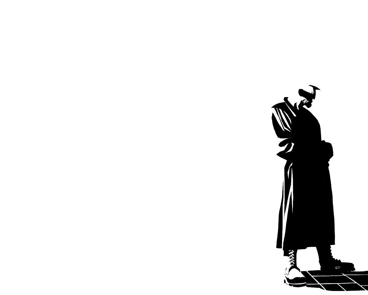 Sin City - Frank Miller - Thug by sidkowalski on DeviantArt